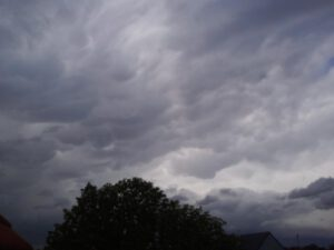 mammatus in West-Vlaanderen