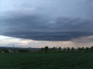 supercells in europa
