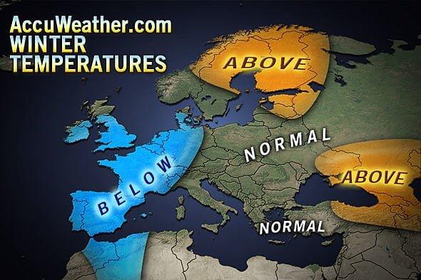 winterupdate benelux 2012 accuweather