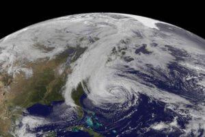 tropische storm behoort tot de depressies