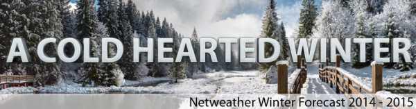 meteorologen verwachten koude winter