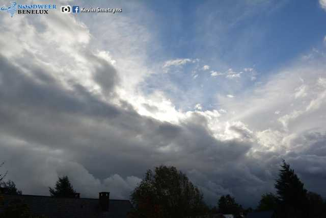 wolk nimbostratus