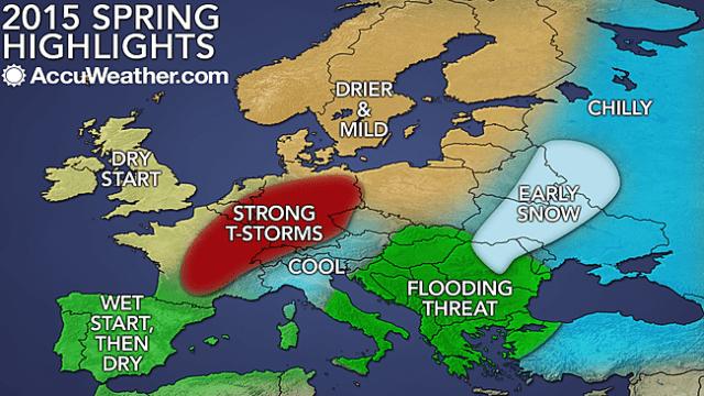 lente 2015 en onweer