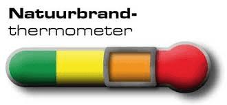 bosbrand thermometer