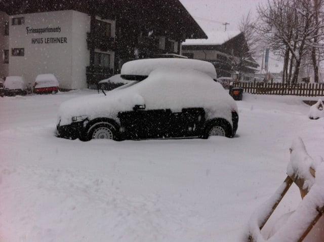 Winterbanden-sneeuw