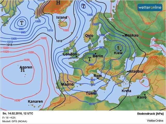 Drukgebieden-ECMWF