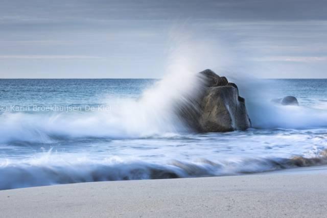 golven rots