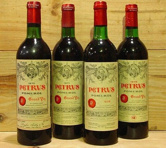 chateau-petrus-bottles