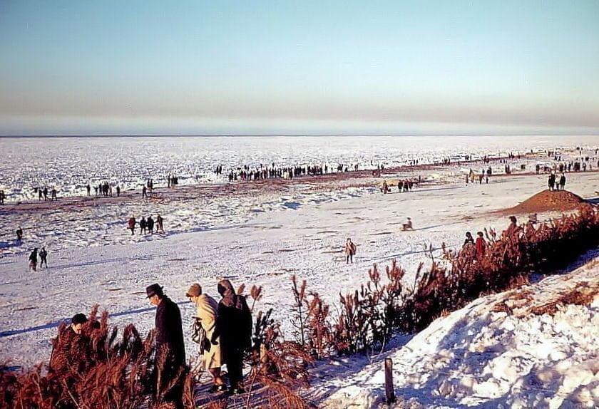Barre winters in de jaren 90