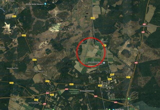 satellietfoto deelen