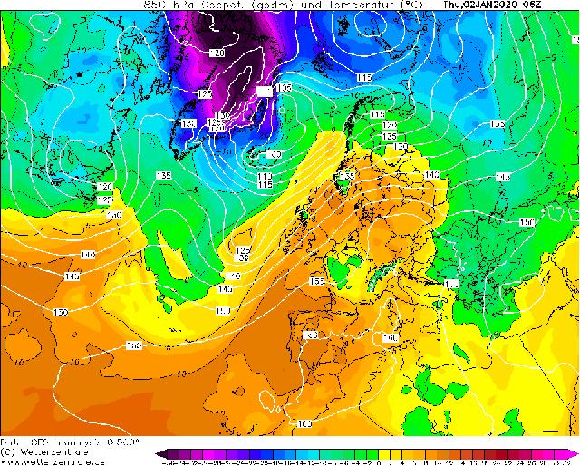 winterrecord in noorwegen t850