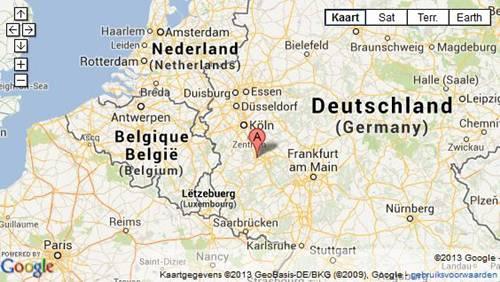 vulkaan in Duitsland