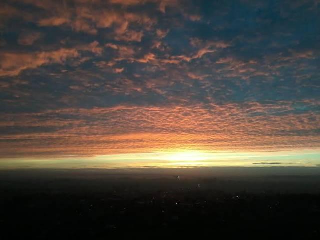 zonsopkomstnovember