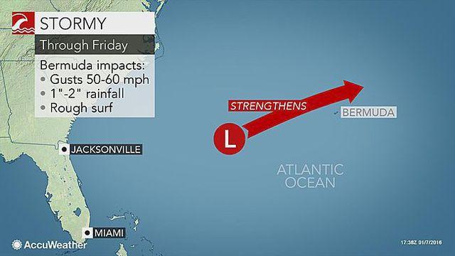 Tropische storm Alex