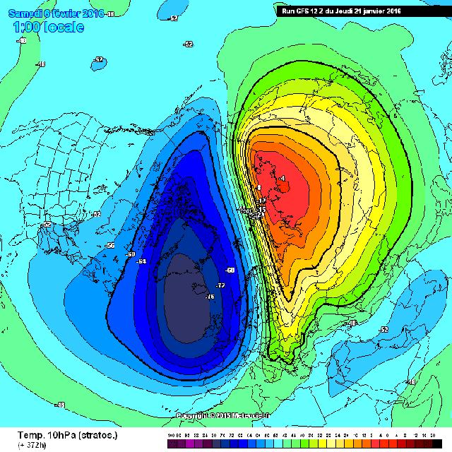 stratosfeer 6 februari