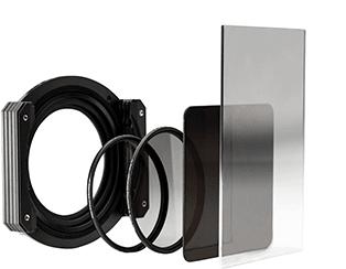 filterhouder met filters
