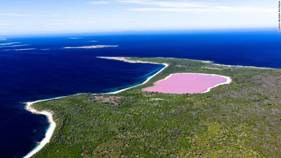 Lake Hillier (Australië)
