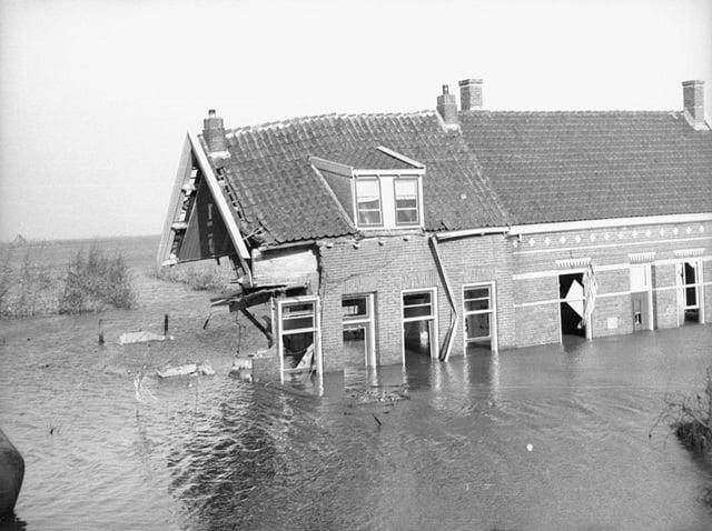 watersnoodramp 1953