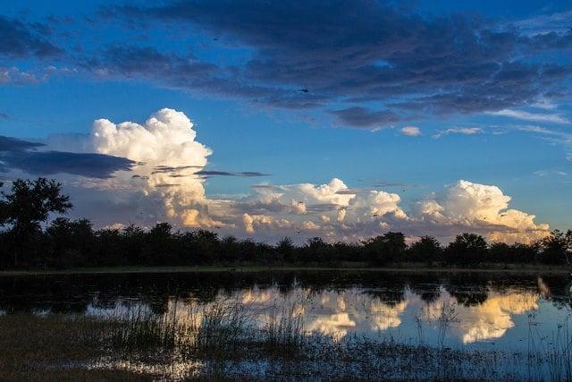 Vorming van regen- en onweersbuien