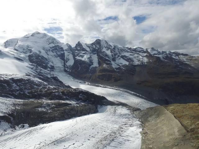 recente sneeuwval alpen 2017