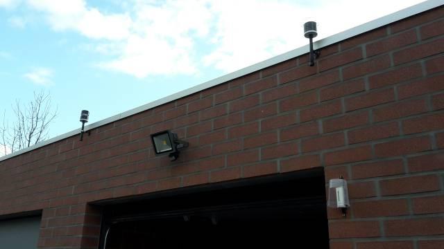 installatie weerstation netatmo