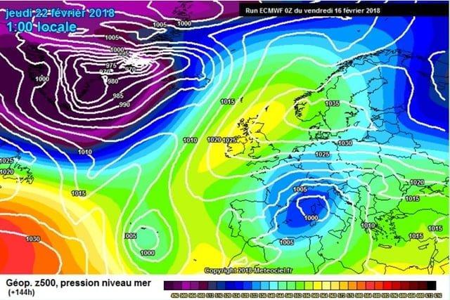 structureel koud winterweer EC