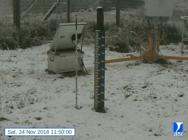 Sneeuw Ardennen