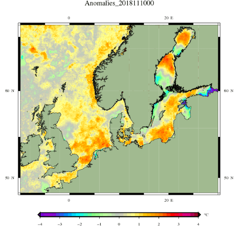 Zeewater anomalie