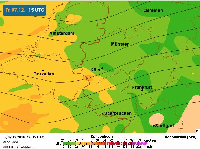 foto4 windstoten volgens Europees weermodel